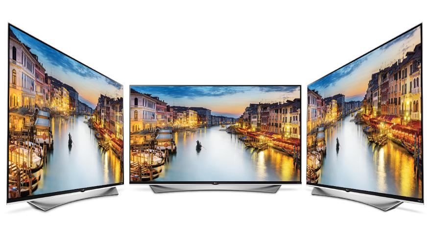 LG Super UHD TV UF950T