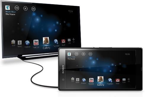 Sony 40R550C - MHL