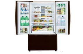 Tủ lạnh 405L Hitachi R-WB475PGV2 (GBK)