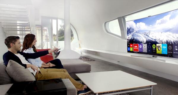 Smart TV Samsung 40JU6000 40 inch