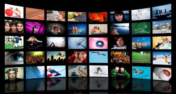 TV TCL tích hợp internet