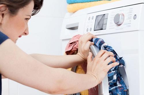Tiết kiệm điện, nước cho máy giặt